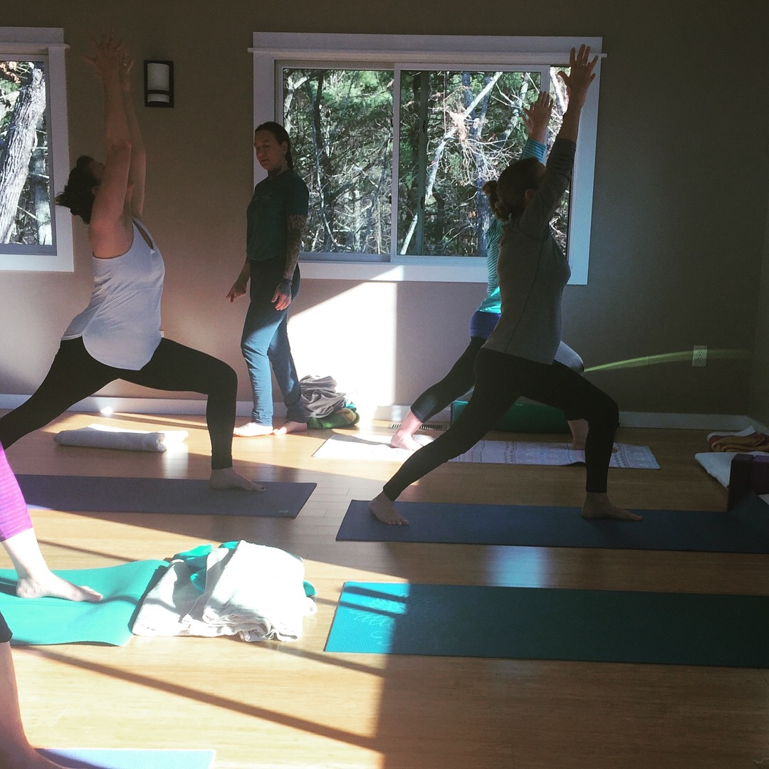 Southeastern Yarn + Yoga Retreats, Northeast Georgia Mountains